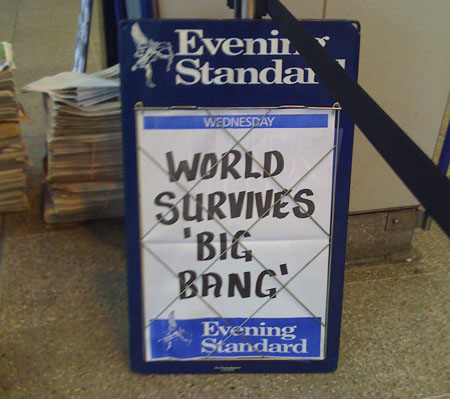 World Survives