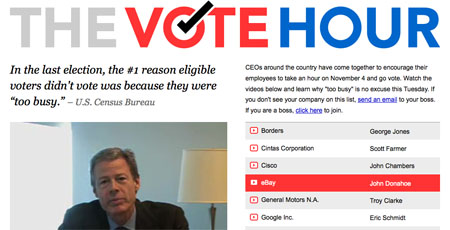 Vote Hour