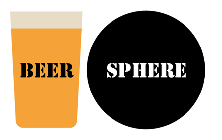 New beersphere logo