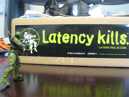 Latency kills