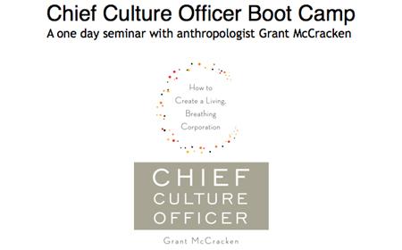 Culture Boot Camp