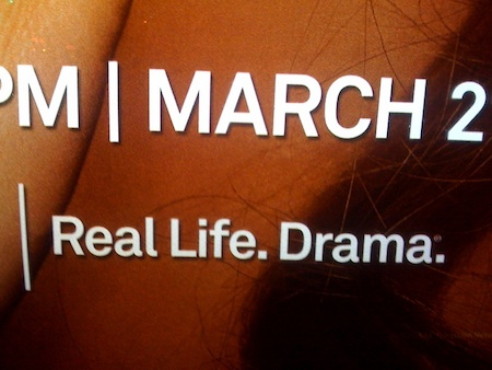 Real life. drama