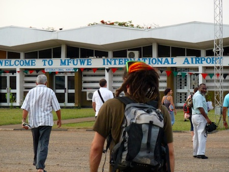 Mfuwe International Airport
