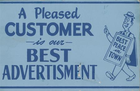 Risultati immagini per pleased customer