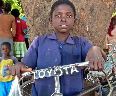 Toyota bike  kide