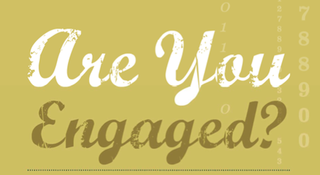 Are you engaged image