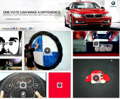 One vote BMW