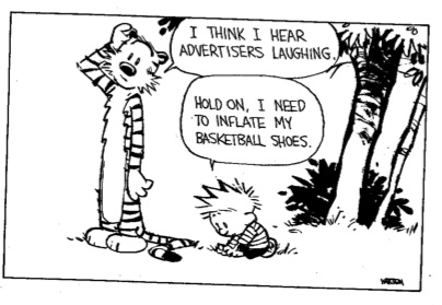 Advertisers Laughing