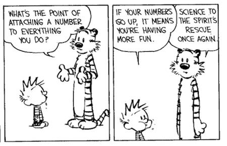 Quant Self Calvin Part 2