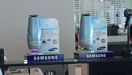 Samsung Virus Doctor