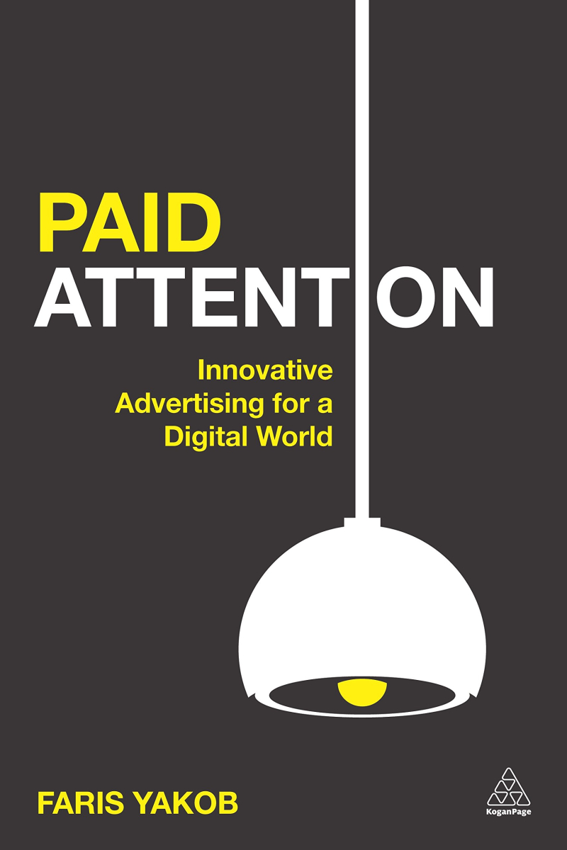Paid attention cover