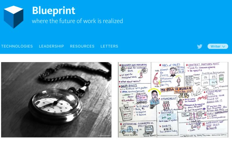 Uture of work blueprint